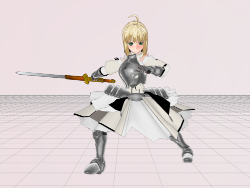FATE UNLIMITED CODES - saber lily