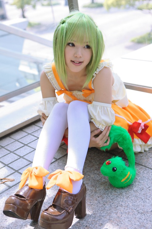 Macross_Frontier_-_Kipi_As_Ranka_Lee