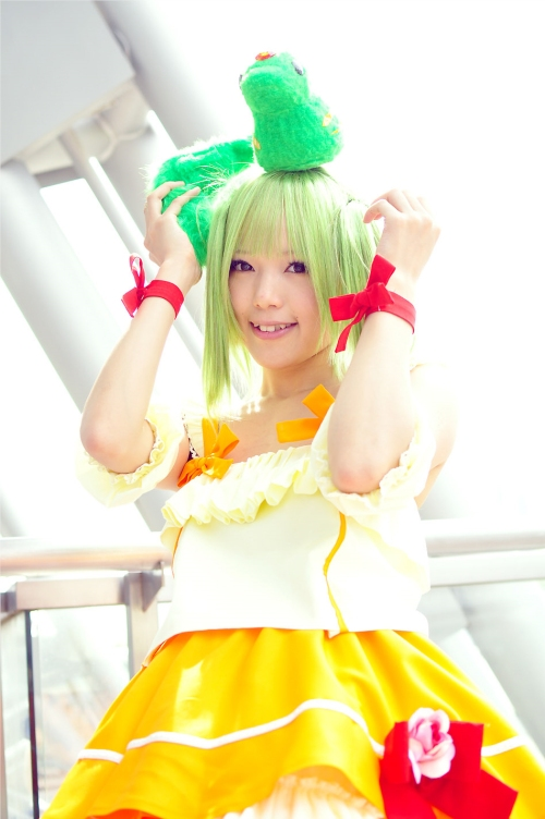 Macross_Frontier_-_Kipi_As_Ranka_Lee_1